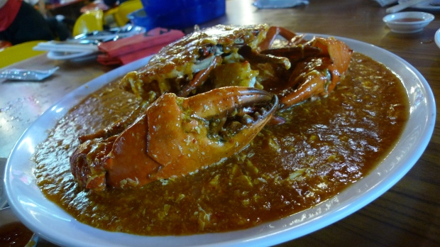 Chilli Crab II