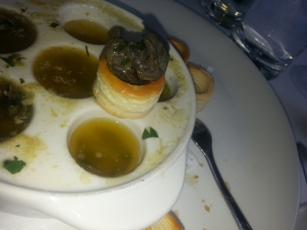 Escargot in San Francisco