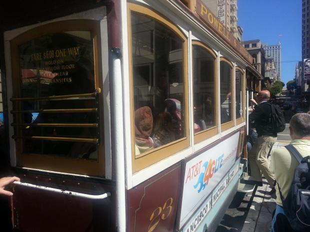 Frisco Streetcar